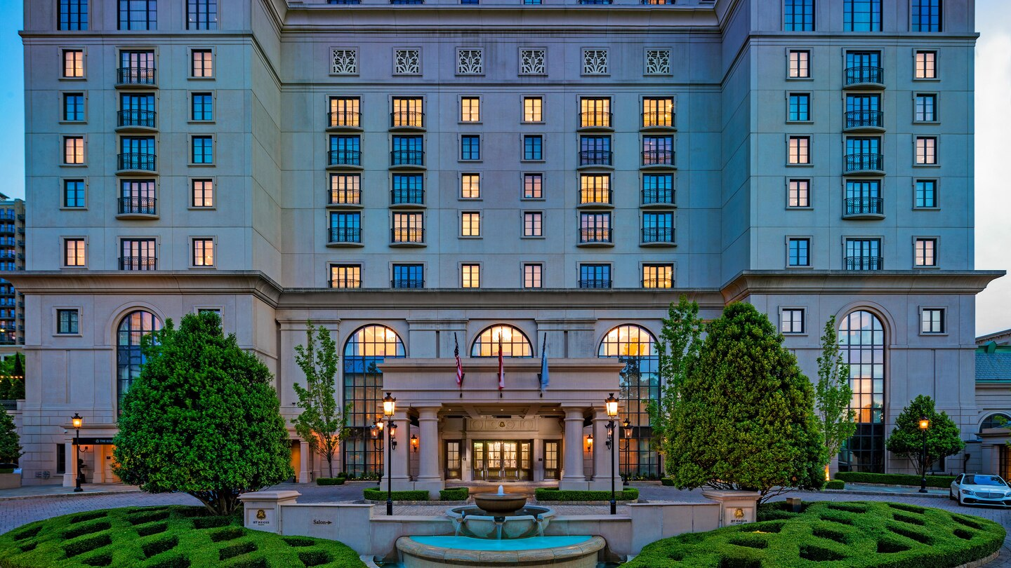 The St. Regis Hotel in Buckhead
