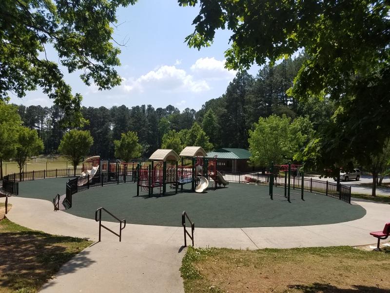 Dresden Park in Chamblee, GA