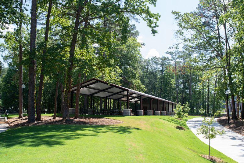 Brook Run Park in Dunwoody, GA