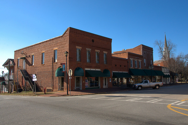 Downtown Eatonton, GA