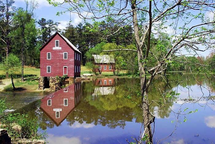 Starr's Mill in Fayetteville, GA