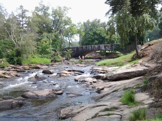Indian Springs State Park in Flovilla, GA