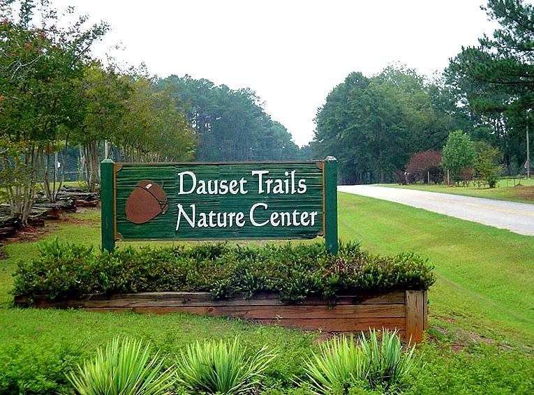 Dauset Trails Nature Center in Flovilla, GA