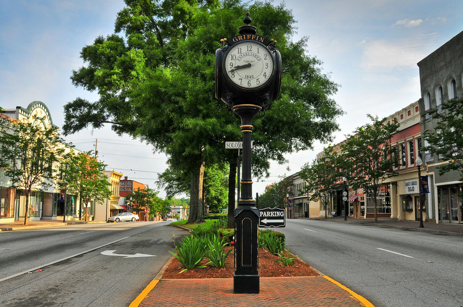 Downtown Griffin, GA
