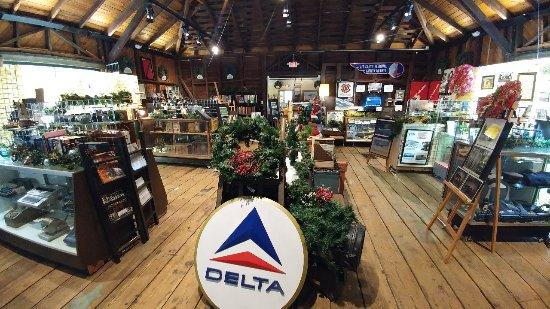 Hapeville Depot Museum and Visitor Center in Hapeville, GA