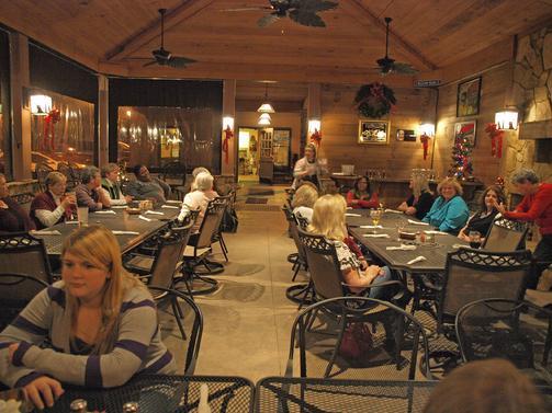 Buckeyes Restaurant in Jersey, GA