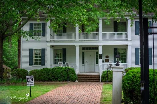 Stately Oaks Historic Site in Jonesboro, GA