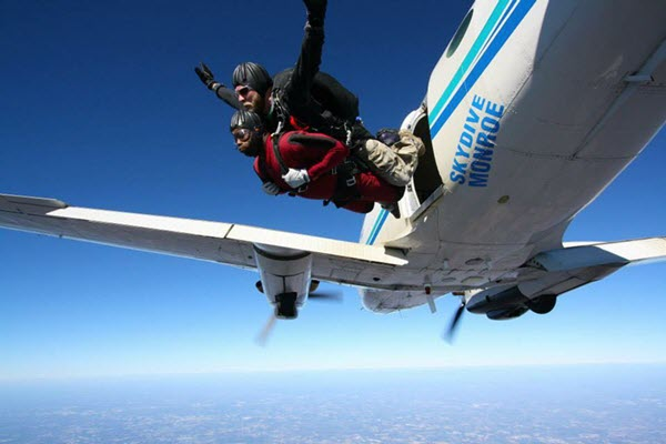 Skydive Monroe in Monroe, GA