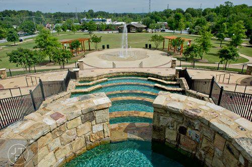 Lillian Webb Park in Norcross, GA