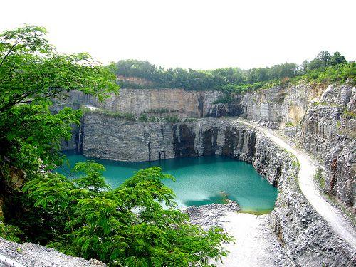 Bellwood Quarry in Rockdale, GA