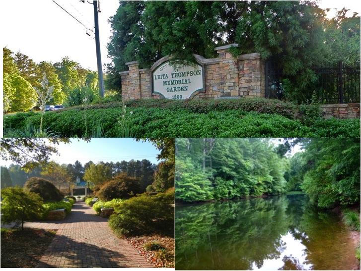 Leita Thompson Park in Roswell, GA