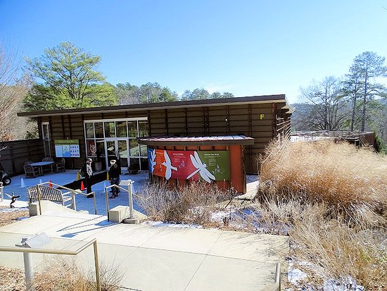 Chattahoochee Nature Center in Roswell, GA