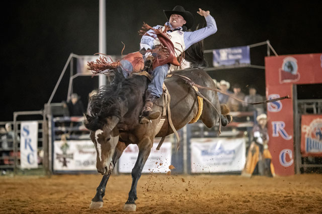 Shady Dale Rodeo in Shady Dale, GA