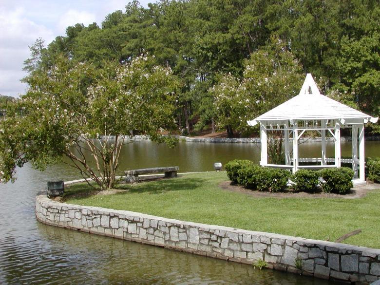Briscoe Park in Snellville, GA