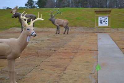 Walton County Archery Range in Social Circle, GA