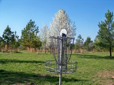 J.P. Moseley Disc Golf Course in Stockbridge, GA
