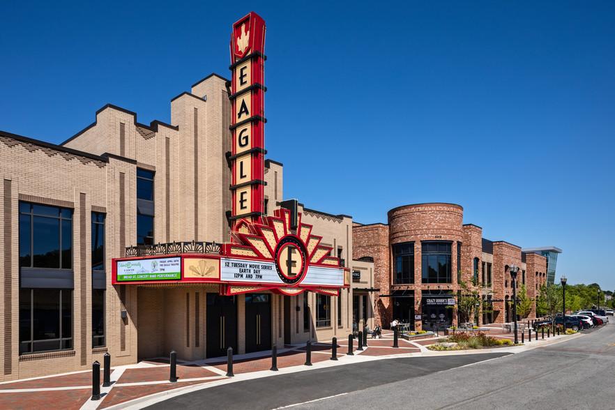 The Eagle Theater in Sugar Hill, GA