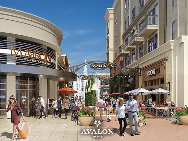 Avalon in Alpharetta, GA