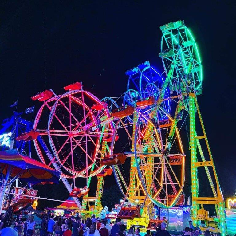 Cumming Fairgrounds in Cumming, GA