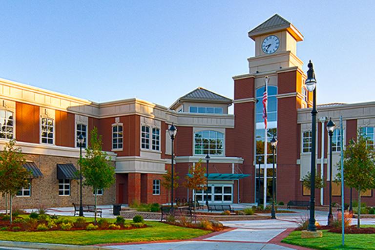 Lilburn City Hall