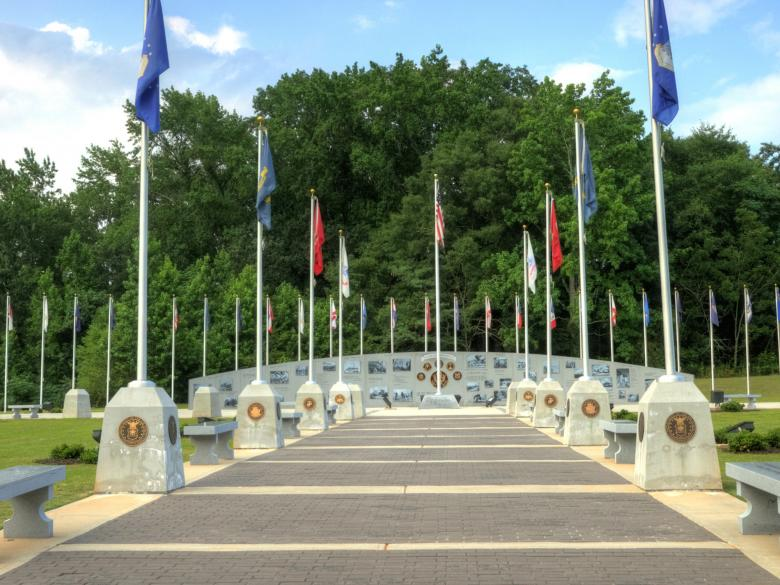 Heritage Park in McDonough, GA