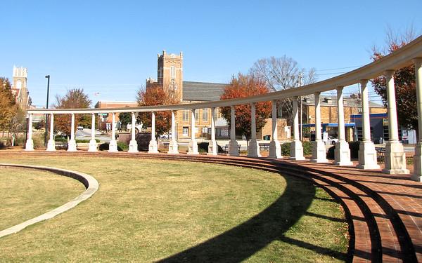 Greenville Street Park in Newnan, GA