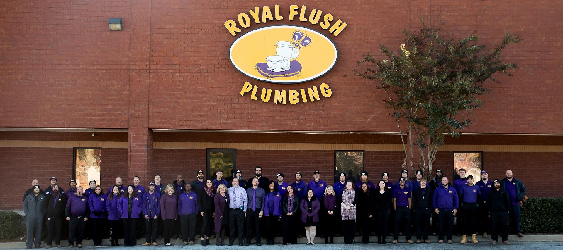 Royal Flush Plumbing Sprinter